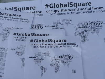 GlobalSquare is organizing open meetings @ WSF Tunis 2013